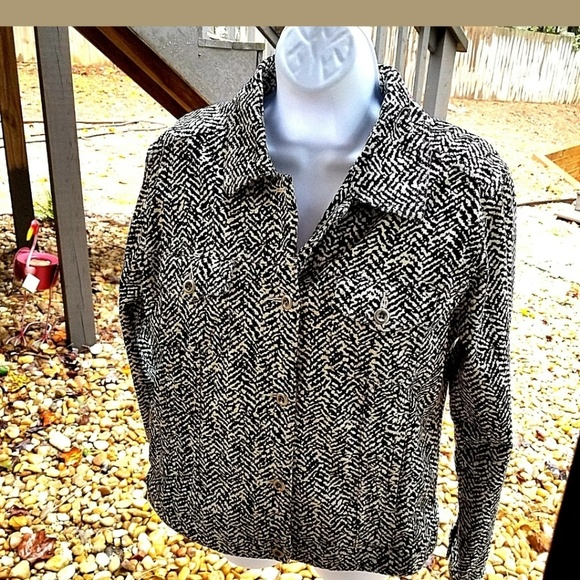 Jackets & Blazers - Charter Club Womens Jacket Blazer M